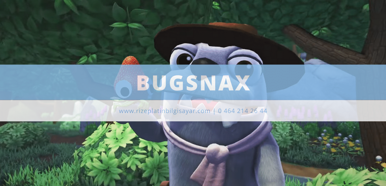 Rize Bugsnax