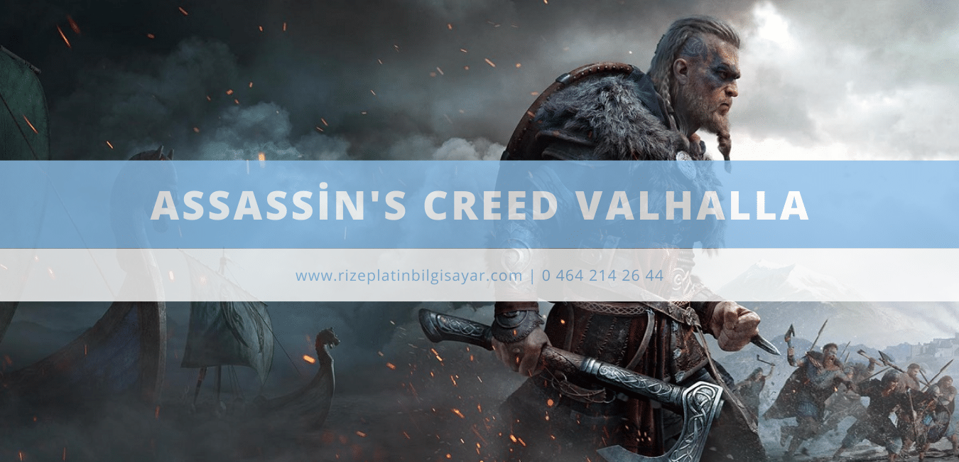 Rize Assassin's Creed Valhalla