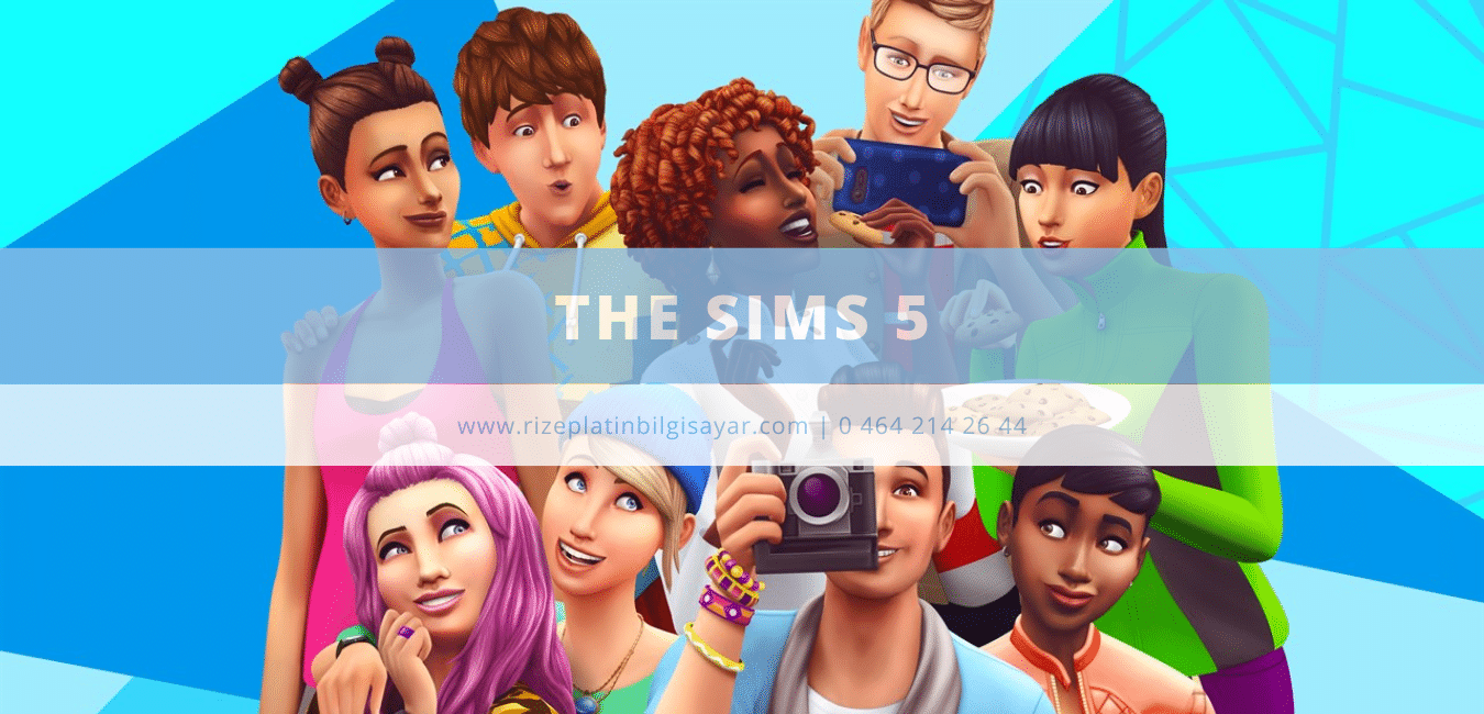 Rize The Sims 5